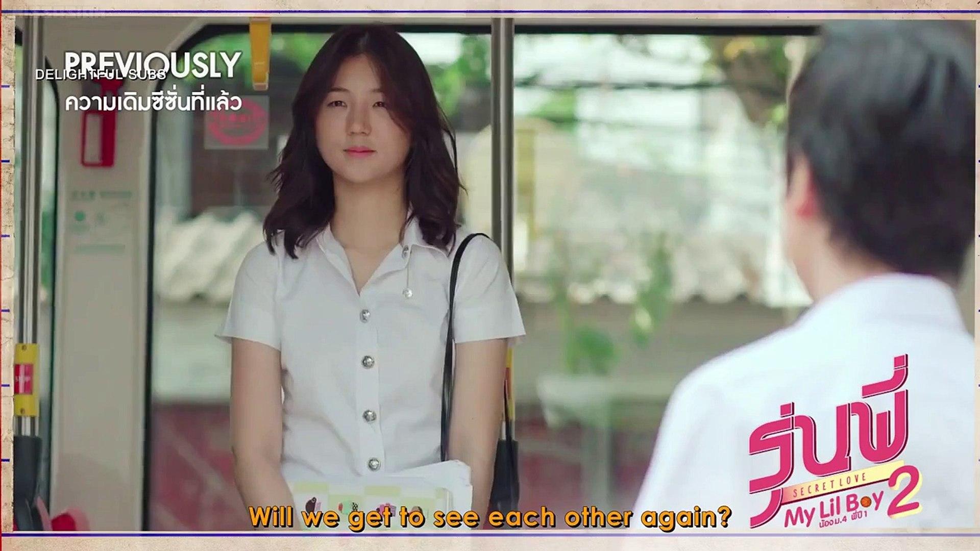 Senior Secret Love: My Lil Boy 2 Episode 1 HD Engsub