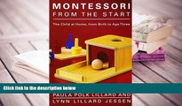 Epub  Montessori from the Start: The Child at Home, from Birth to Age Three Trial Ebook