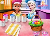 Disney Frozen Easter Games: Elsa And Anna Eggs Painting For Cool Kids in HD new