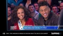 TPMP: Cyril Hanouna se moque de Capucine Anav et de son ex Louis Sarkozy (déo)