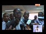 La coordination nationale des enseignants et chercheurs de Côte d'ivoire remet au ministre de l'ens