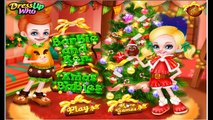 Barbie and Ken Xmas Babies - Barbie Video Games For Kids