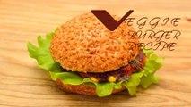 Veggie Burger Recipe | Best Burger Recipe | Burger Recipes