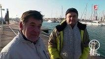 Vendée Globe : Le Cléac'h arrive aux Sables-d'Olonne