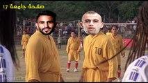 Mahrez, Slimani et M'Bolhi en mode Shaolin Soccer!