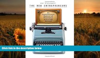 READ book The New Entrepreneurs: An Institutional History of Television Anthology Writers