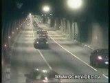 Tunnel - lefortovo danger accident virage glissade