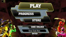 Power Rangers Super Megaforce: Legacy - Power Rangers Games