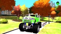 Colors IronMans Children Songs and Nusery Rhymes Colors Monster Truck Party Dance Songs for Children