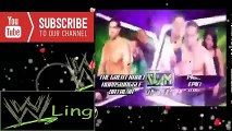 The Great Khali, Hornswoggle and Natalya vs Rosa Mendes, Epico and Primo wwe Full Match HD - YouTube