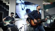 Gérald de Palmas chante « Le jour de nos fiançailles » en live au Parisien