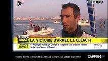Armel Le Cleac'h s'impose au Vendée Globe, revivez son arrivée!