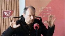 Denis Podalydes, invité de Renaud Volle dans Les midis RCF Lyon