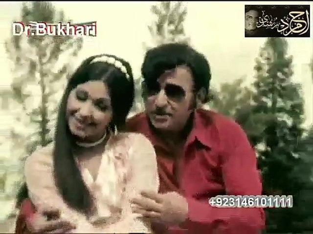 Dooron baRi Dooron Tera Khat Aaya - Mehnaz & Ahmed Rushdi - Film Ajj Diyan KuRiyaaN