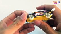 Loop Coupe Vs Porsche   Tomica & Hot Wheels Toys Cars For Children   Kids Toys Videos HD Collection
