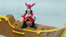 JAKE and the NEVERLAND PIRATES!! Hook Better Look Out!! JAKE PLAY-DOH SURPRISE EGG Tutorial