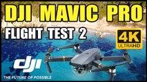 DJI MAVIC PRO - VOL DU DRONE MAVIC PRO 4K - FRANCE - ALPES MARITIMES