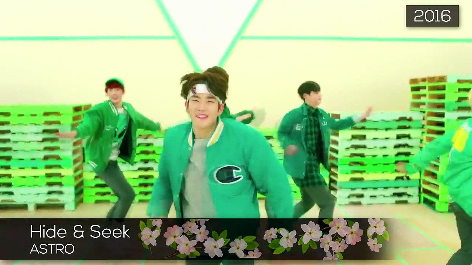 #K-PLAYLIST : Spring K-pop Songs