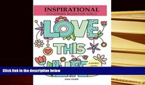 PDF [FREE] DOWNLOAD  Inspirational Coloring Book for Girls: Inspiring Quotes to Color (Coloring
