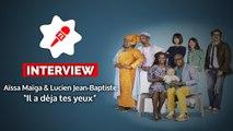 Aissa Maiga et Lucien Jean Baptiste Il a déjà tes yeux Le pire préjugé qu'ils aient entendu