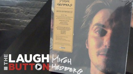 """Unboxing """"Mitch Hedberg: The Complete Vinyl Collection"""""""