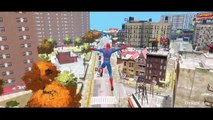 Spiderman Nursery Rhymes Disney Pixar Cars Lightning McQueen Animated Songs for Children