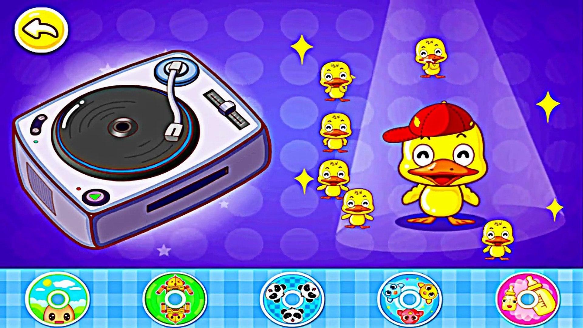 My Little Dj | Education Musik Video / Dance - Learning Games for Kids