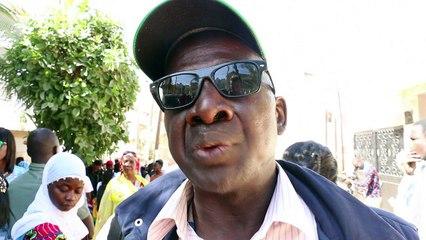 Le président gambien prête serment à l'ambassade au Sénégal
