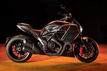 Ducati Diavel Diesel - Never look back