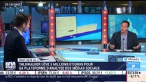 Start-up & Co: Talkwalker lève 5 millions d'euros pour sa plateforme d'analyse des médias sociaux - 19/01