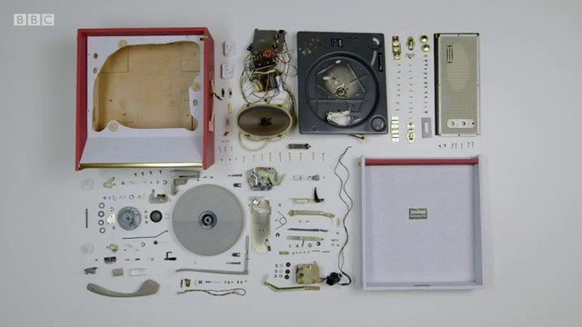 The Reassembler 02x04 Portable Record Player