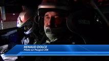 Rallye Monte-Carlo : Les impressions de Dolce à la fin de la spéciale Bayons-Bréziers