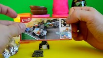 Play Doh Kinder Surprise eggs Peppa Pig Thomas and friends TMNT Unwrapping COOL COOL COOL