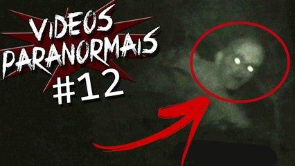Vídeos Paranormais #12 - Criaturas noturnas capturadas em VÍDEO!