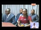 Communique  du porte parole  de l'alliance des structures syndicales des greffiers de Cote d'Ivoire
