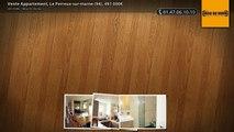 Vente Appartement, Le Perreux-sur-marne (94), 491 000€