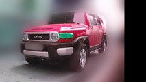 NEW 2018 Toyota FJ Cruiser Base 4x4 4door SUV. NEW generations. Will be made in 2018.