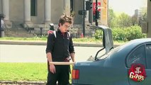 Destroying Painting Prank - Just For Laughs Gags