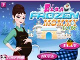 Permainan Frozen Elsa Mommy To Be - Play Games Frozen Elsa Mommy To Be