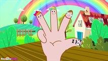Bee Finger Family
