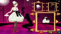 Вечернее изящных платье видео для девочек