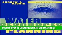 Read Ebook [PDF] Water Resources Planning Epub Full