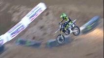 Le pilote de supercross Jeremy Martin retombe toujours sur ses pieds
