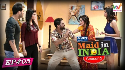 Maid In India S02 E05 (Web Series) : Ticket to Hollywood