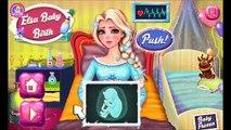 Newest Frozen Elsa Baby Birth Game Episode-Baby Birth Games Online-Frozen Inspired Videos