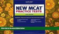 PDF [Download]  Kaplan New MCAT Practice Tests (Kaplan MCAT Practice Tests) Kaplan  For Full