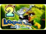 Looney Tunes: Back in Action Walkthrough Part 2 (PS2, Gamecube) Level 1: Warner Bros Studios (Pt. 2)