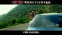 Extrait  xXx REACTIVATED - Vin Diesel en longboard  descente exXxtrême (VOST) [Full HD,1920x1080p]