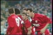 01.11.1994 - 1994-1995 UEFA Cup 2nd Round 2nd Leg Olympique Marsilya 3-1 FC Sion