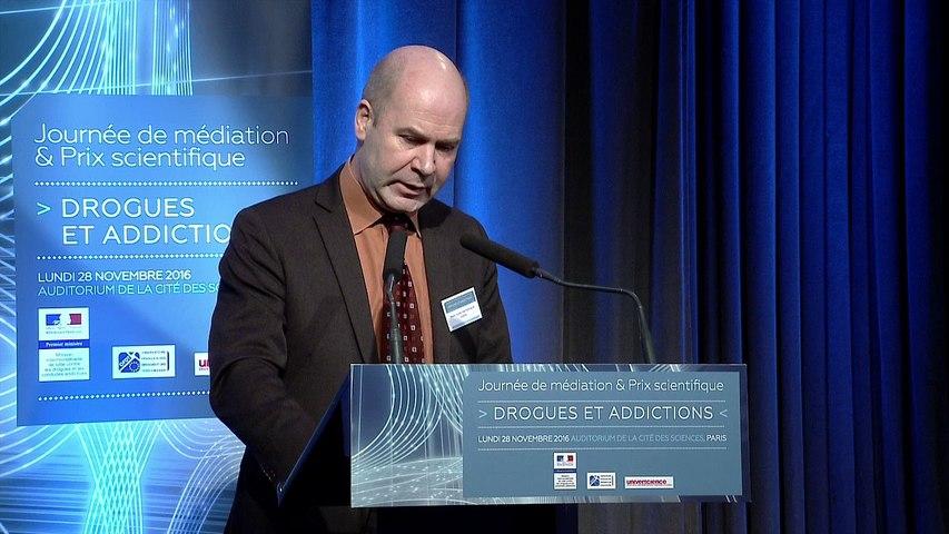4 - Journée de médiation et Prix scientifique MILDECA « Drogues et addictions », 28 novembre 2016 – Ouverture - Pierre-Cyrille Hautcoeur, Président de l'École des hautes études en sciences sociales (EHESS)